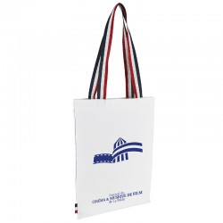 Tote bag sac en coton made in france du festival de film de la baule